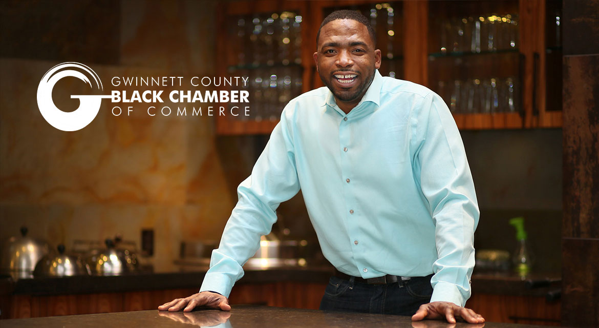 Gwinnett County Black Chamber of Commerce - Black Male Business Owner