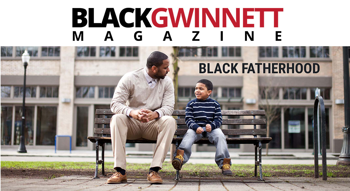 Black Gwinnett Magazine graphic