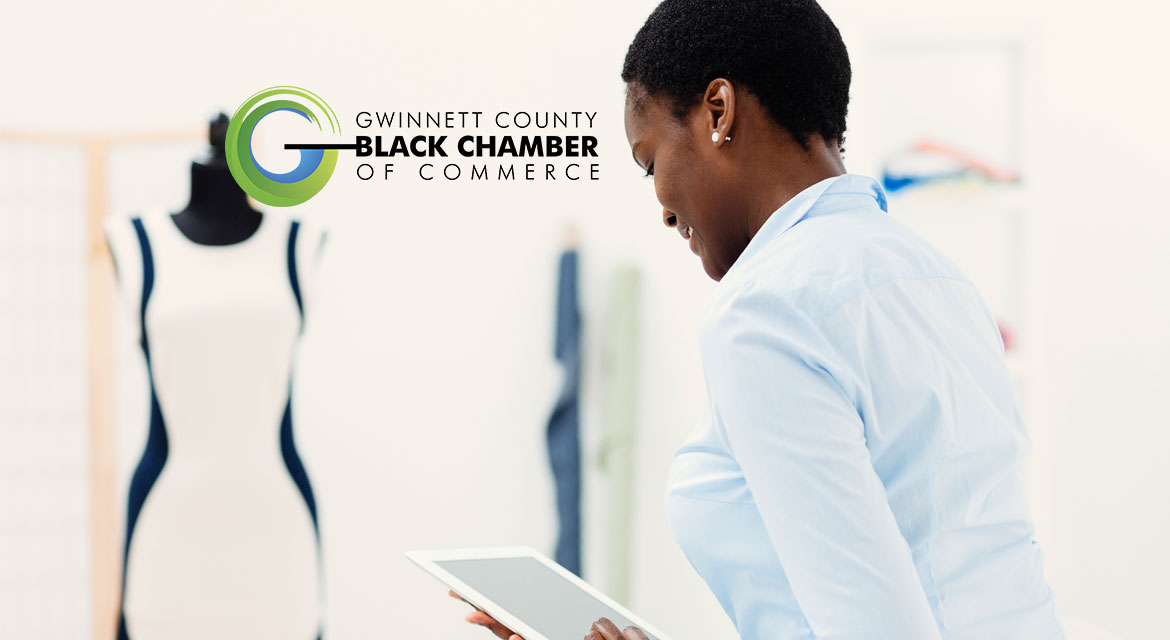 Gwinnett County Black Chamber of Commerce - Woman