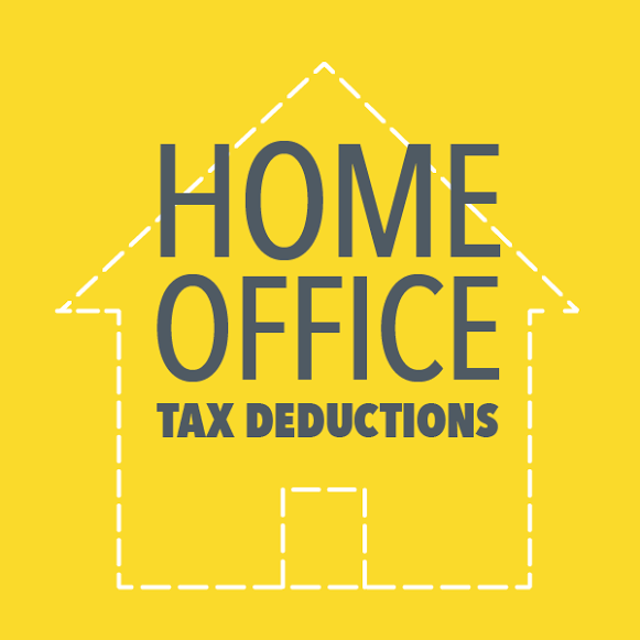 Home office tax deductions graphic