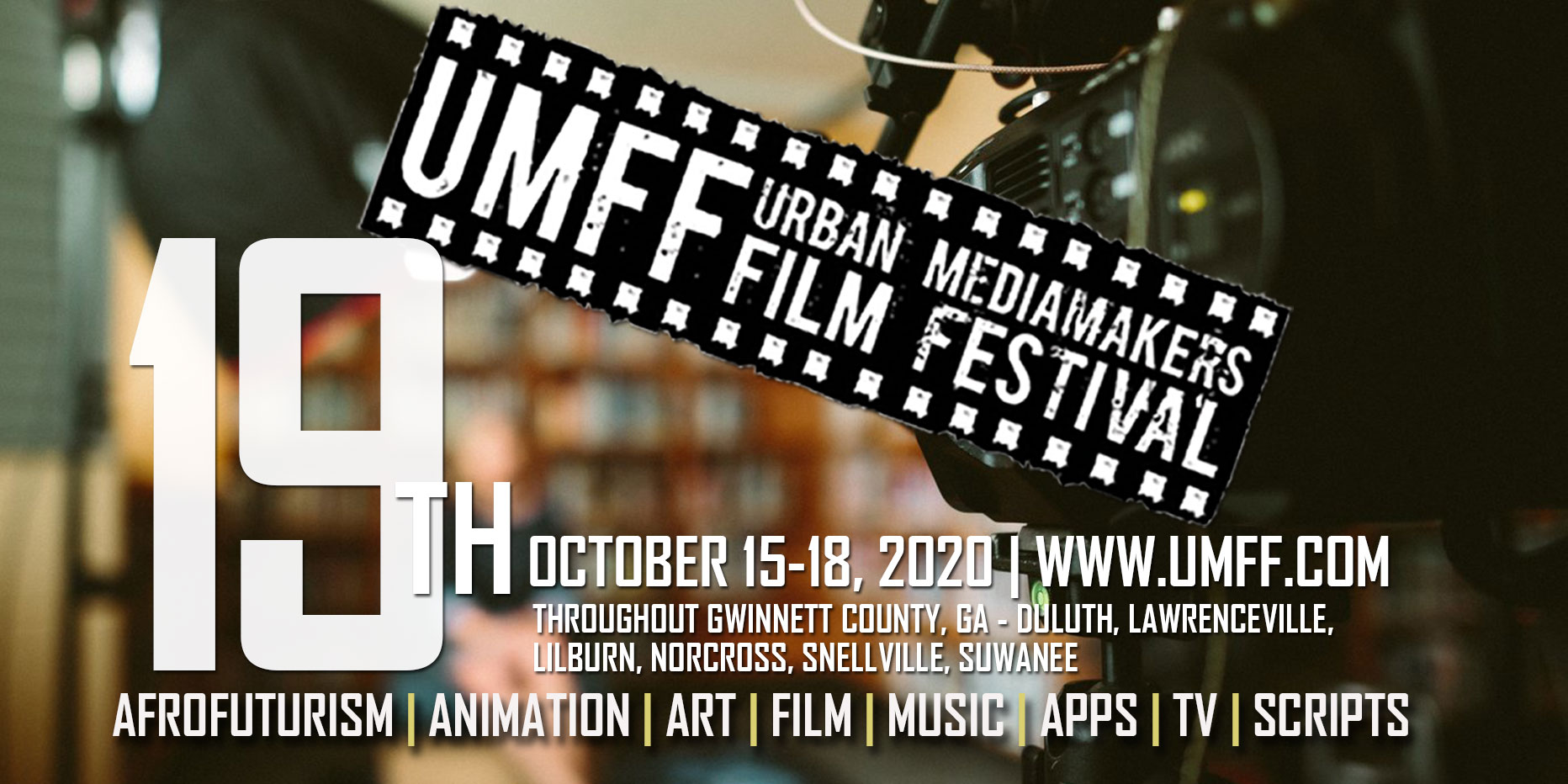 19th Urban Mediamakers Film Festival 2020